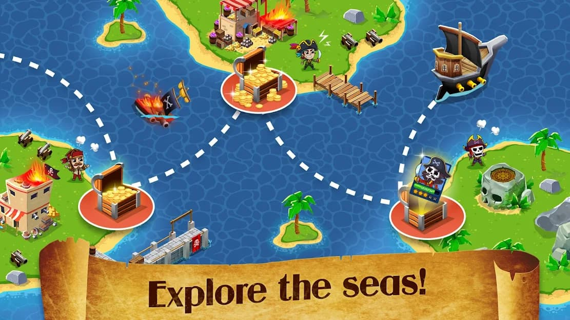 idle pirate tycoon hack